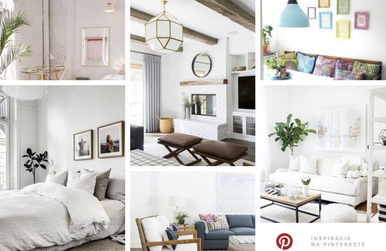 Dúhové inšpirácie pre váš domov